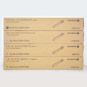 富士ゼロックス(FUJI XEROX)製品 ゼロックスの一般向けパッケージのトナー、使用期限のシールが貼られております。