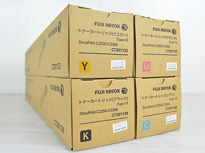 富士ゼロックス(FUJI XEROX)製の純正未使用のトナーカートリッジ、ドラムカートリッジ、インクカートリッジ、ドラムユニット、ドラム・セットを買取いたします | トナー買取センター by 売買コムズ
