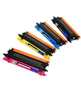 4色揃ったトナーは高価買取対象です。 トナー買取センター by 売買コムズ